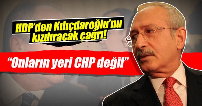 HDP'li Demirel'den CHP'li vekillere çağrı