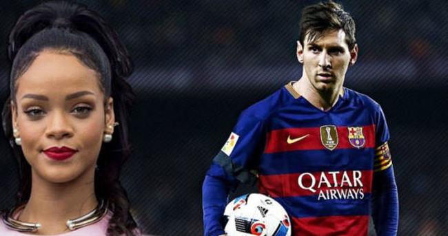 Messi ve Rihanna, Antalya'ya geliyor!