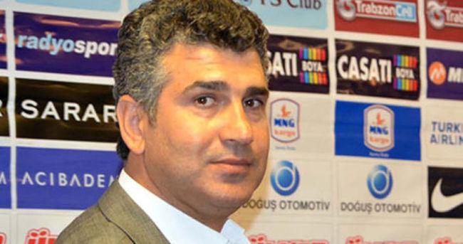 Trabzonspor'da Büyükaydın bıraktı