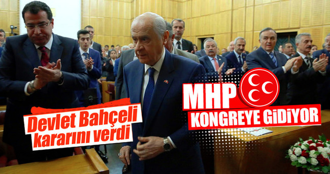 MHP Kurultaya gidiyor