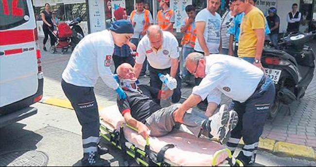 Norveçli turist ölümden döndü