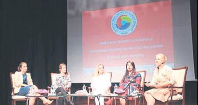 Kadın girişimciler Isparta'da buluştu