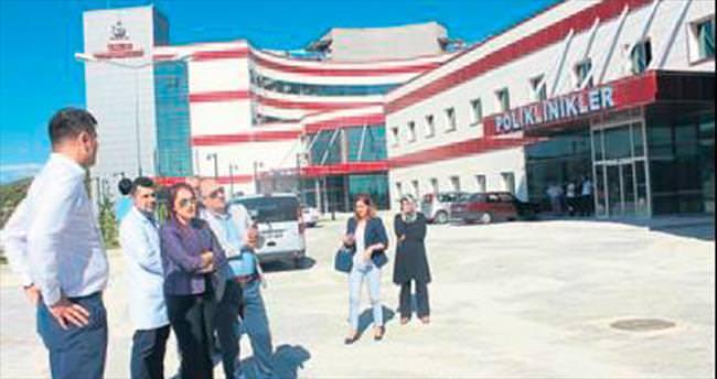 Denizli'de üç ilçeye üç hastane