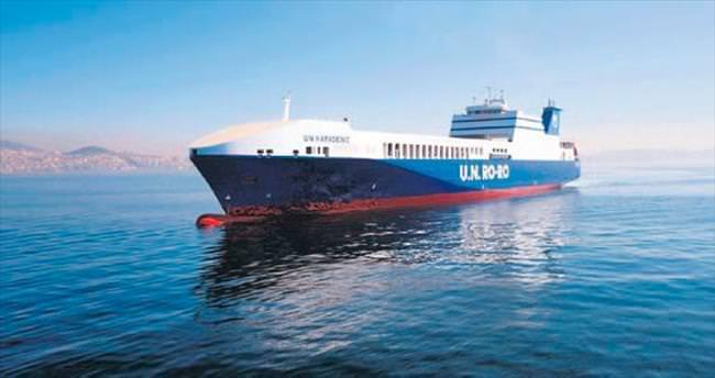Ambarlı Limanı araç trafiğini azaltacak