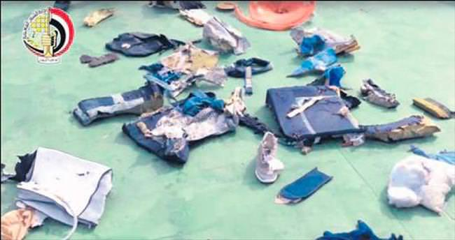 'Uçakta patlama yaşandı' iddiası