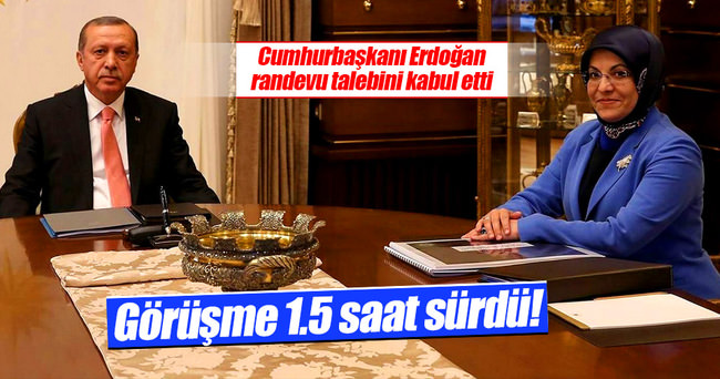 Cumhurbaşkanı Erdoğan, Başkan Toru'yu kabul etti