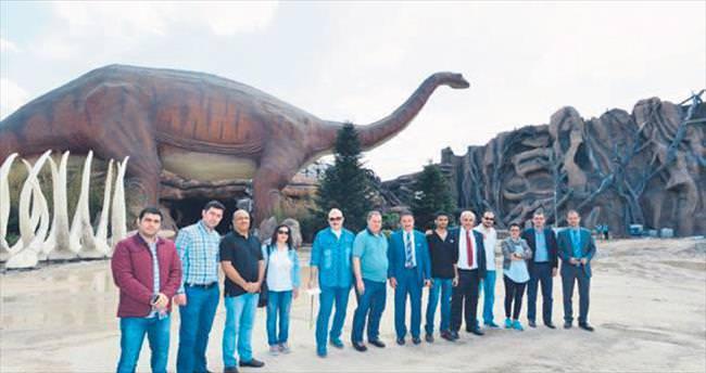 Suudi turizmciler Ankara'ya hayran kaldı