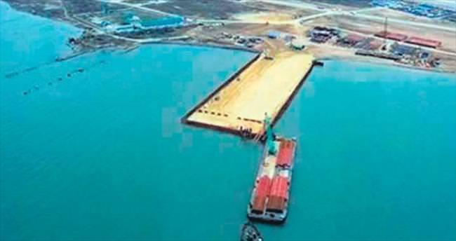 Ruslar Türk gemisi Lira'yı tekrar alıkoydu