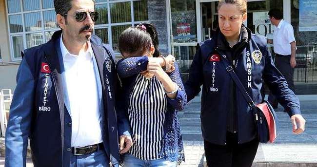 Bebeğini terk eden kadın ve annesi tutuklandı