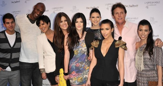 Kardashian ailesi beyazperdeye çıkıyor