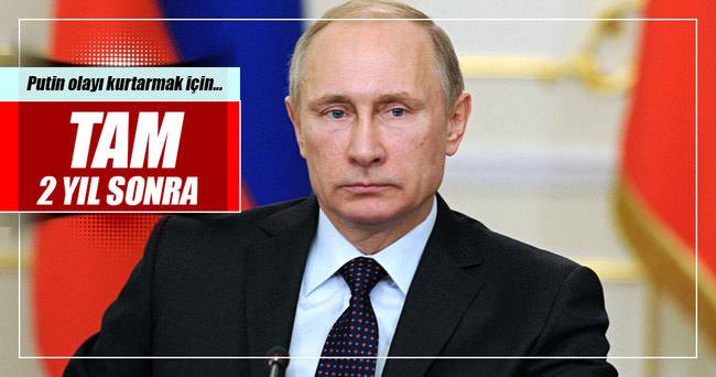 Putin krizden çıkış formülü arıyor