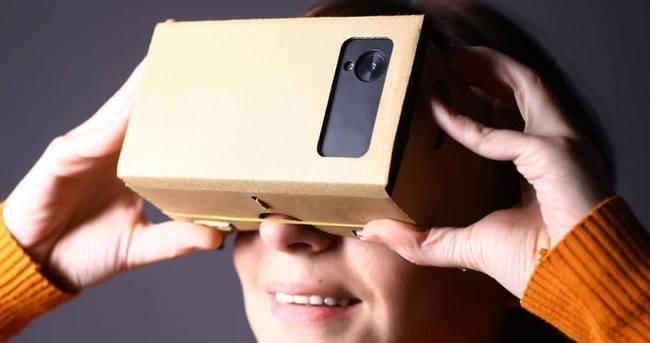 Sanal Gerçeklik Gözlüğü (Cardboard VR Gözlük) nedir? Nasıl kullanılır?
