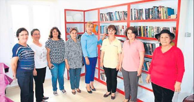 Emeklilere kütüphane