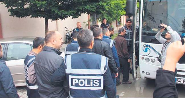 34 tutuklama