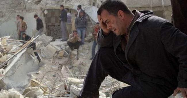 Suriye iç savaşında 283 bin kişi öldü