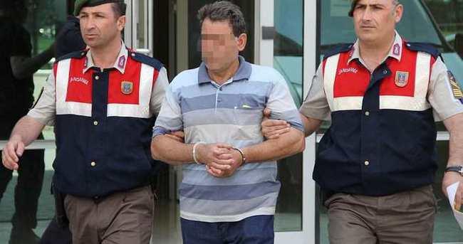 Tacizci inşaat işçisi tutuklandı
