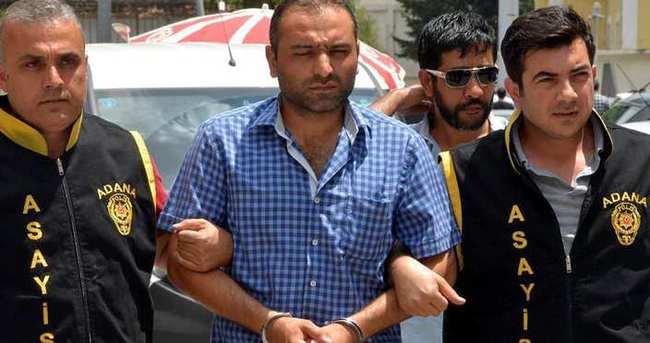 Firari katil Adana'da yakalandı