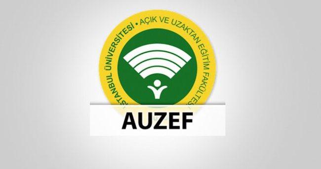 SON DAKİKA: Açıköğretim (AUZEF-AÖF) sınav giriş yerleri belgesi açıklandı!