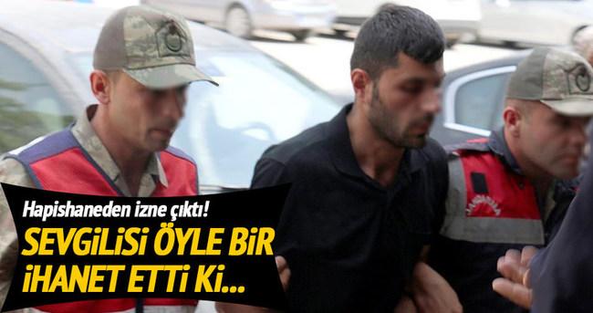 'Canlı bomba' denilen mahkumu kız arkadaşı ihbar etmiş