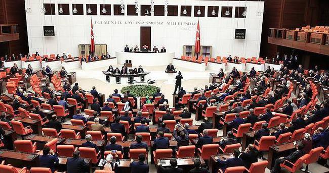 Güvenoylaması öncesi mecliste kahvaltı