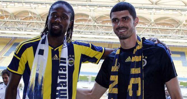 Fenerbahçe'de Ba ve Fabiano için son karar!