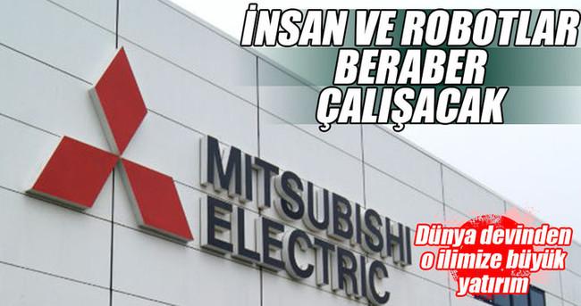 Mitsubishi Electric, Manisa'da klima üretecek