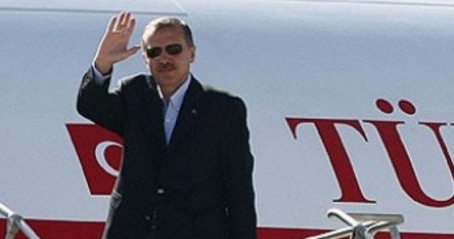 Cumhurbaşkanı Erdoğan, Diyarbakır'a geldi