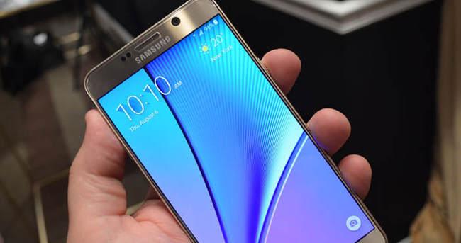 Samsung Galaxy Note 6'nın ekranı böyle olacak