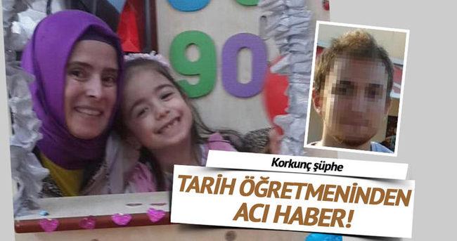 Tuzla'da 2 çocuk annesi tarih öğretmeninin cesedi bulundu