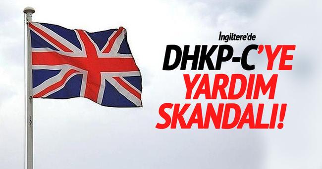 İngiltere'de DHKP-C'ye yardım iddiası