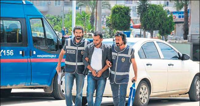 Tacizci taksici tutuklandı