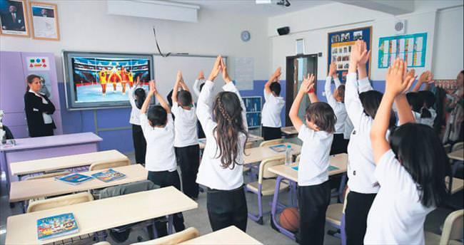 Türkiye'nin model okulu
