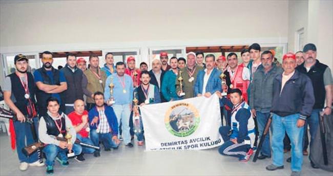 Atıcılık ve trap tutkunları Osmangazi'de buluştu