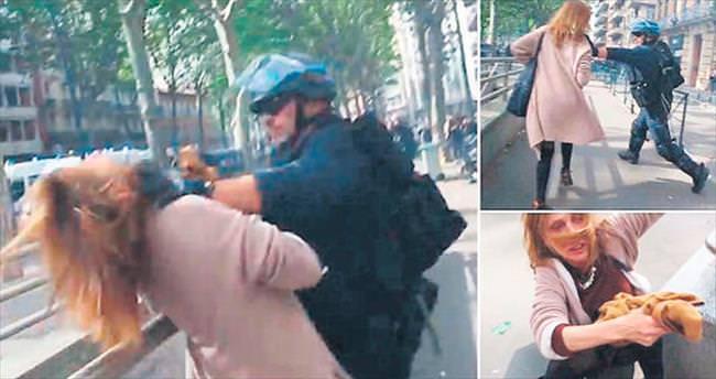 Fransa'da polis şiddeti sınırı aştı