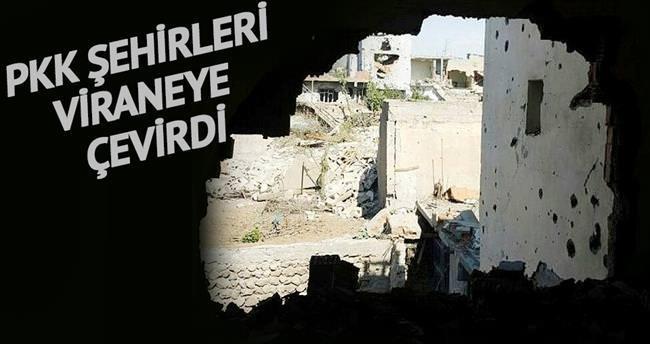 KDP: Örgüt, Nusaybin ve Cizre'yi viraneye çevirdi