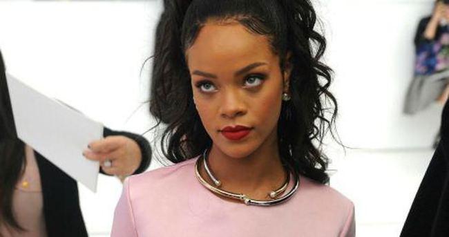 Rihanna, DiCaprio ile görüntülendi