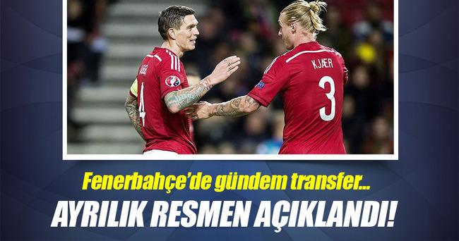 Fenerbahçe'nin gözdesi Agger artık serbest!