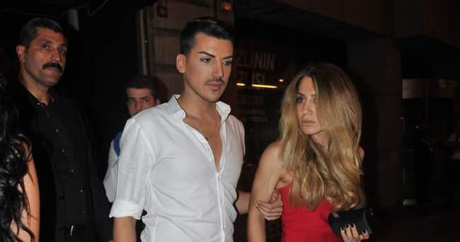 Sabri Sarıoğlu eşini kıyafet konusunda uyardı