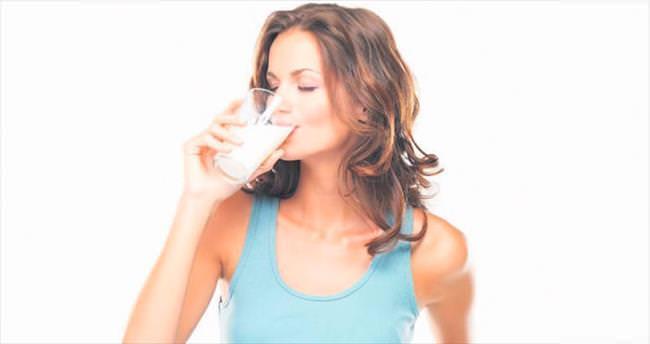 Süt içip yoğurt yiyerek daha hızlı zayıflayın