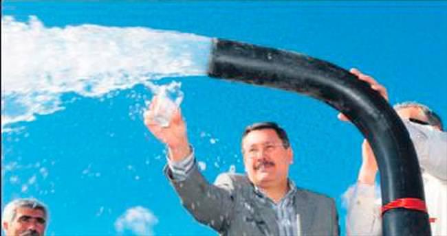 Başkentin suyu temiz