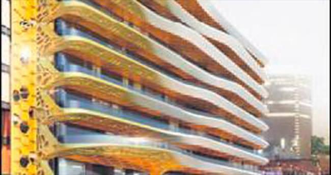 'Geleceğin binalarını inşa ediyoruz'
