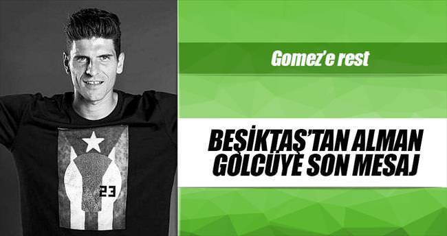 Gomez'e rest