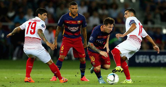 İspanyollar Avrupa kupalarına ambargo koydu