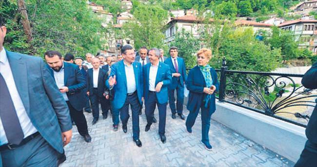 Göynük'te Akşemseddin desteği