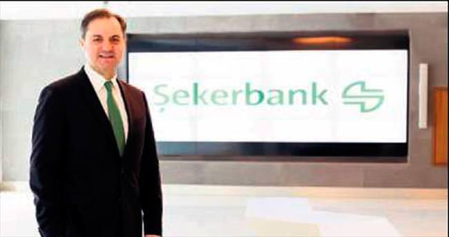 Sandık Şekerbank'ta Kazak payına talip