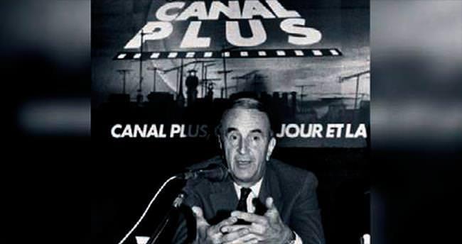 Canal+'nın kurucusu hayatını kaybetti