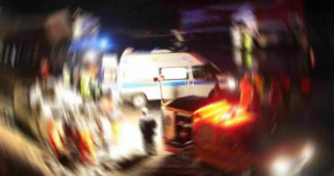 Uşak'ta trafik kazaları: 1 ölü, 4 yaralı