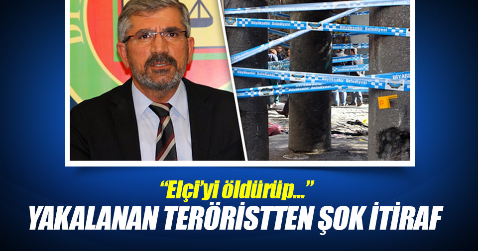 Elçi suikasti PKK'nın planı