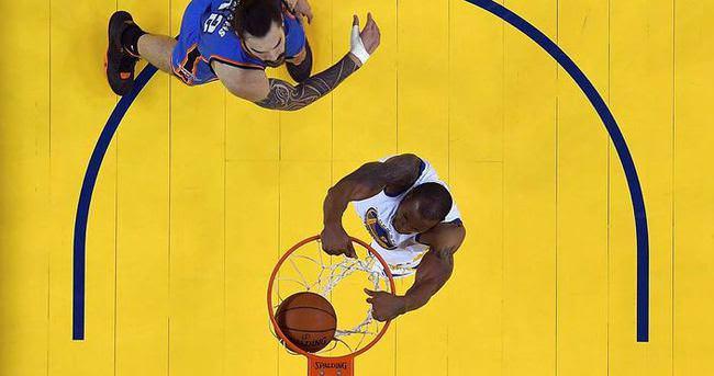 NBA'de finalin adı Warriors-Cavaliers