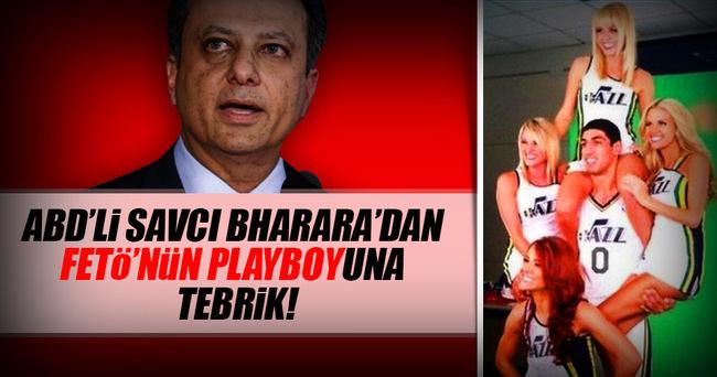 Savcı Bharara'dan FETÖ'nün playboyu Enes Kanter'e tebrik